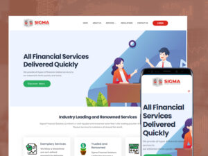 Sigma Financial Solutions Limited